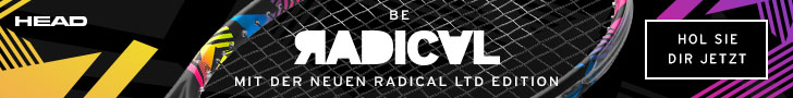 Radical LTD Edition Banners Static LEADERBOARD 728x90 DE